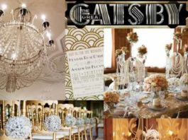 1920 wedding theme ideas
