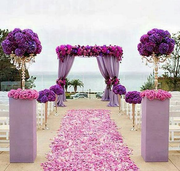 Fabulous purple wedding color ideas 15 wedding decor ideas fabulous purple wedding color ideas 15 junglespirit Image collections