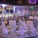 bling wedding theme ideas