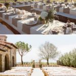 burlap and lace wedding decor ideas