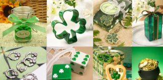 celtic wedding favors