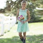 country dresses for wedding guest