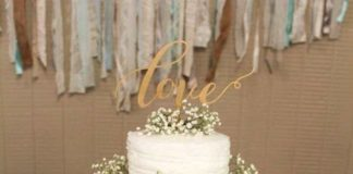 country wedding cakes ideas