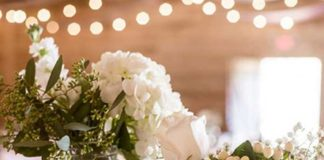country wedding flower ideas