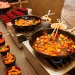 dinner ideas for wedding reception