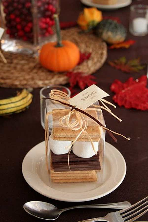 Fall Wedding Favors Ideas Wedding Decor Ideas
