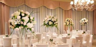 flower arrangements for weddings