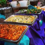 food ideas for wedding reception buffet