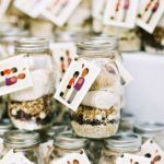 food wedding favors