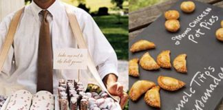 fun catering ideas for weddings