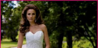 informal wedding dress designers
