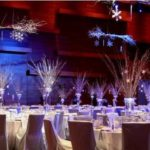 lighted centerpieces for wedding reception