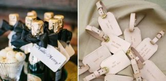 nice wedding favors