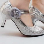 silver dress shoes for wedding