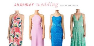 summer dress for wedding guest