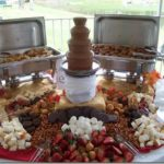 summer wedding food ideas