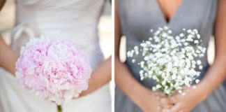 wedding bouquets cheap