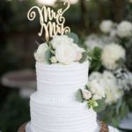wedding cake decorations