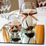wedding centerpiece ideas without flowers