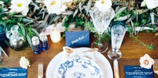 wedding dinner rehearsal ideas