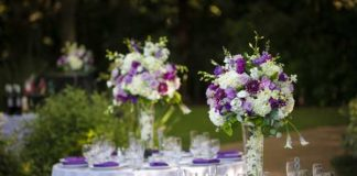 wedding flower designs