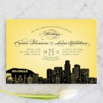 wedding invitations los angeles