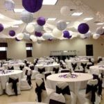 wedding reception room decorations