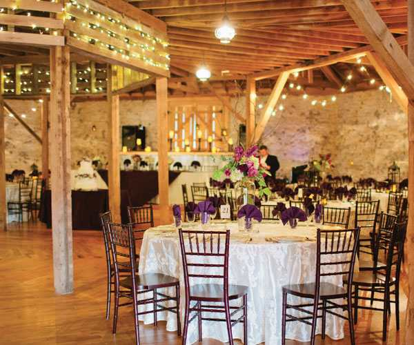 Outdoor Wedding Spots Near Me: Wedding Venues Near Springfield Mo