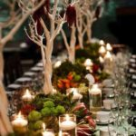 woodland themed wedding ideas