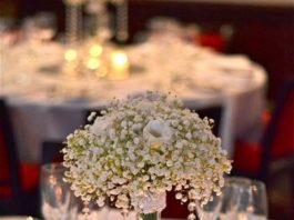centerpieces for wedding reception tables