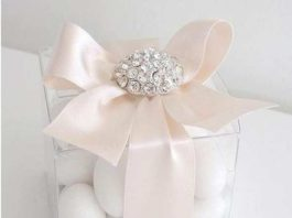 clear wedding favor boxes