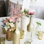 diy wedding reception centerpieces