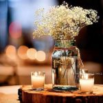 inexpensive wedding centerpieces ideas