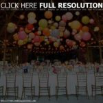 wedding decoration ideas cheap