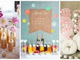 wedding shower theme ideas