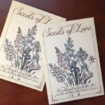 wildflower seed packets wedding favors